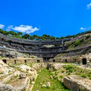 Cagliari and the Roman age