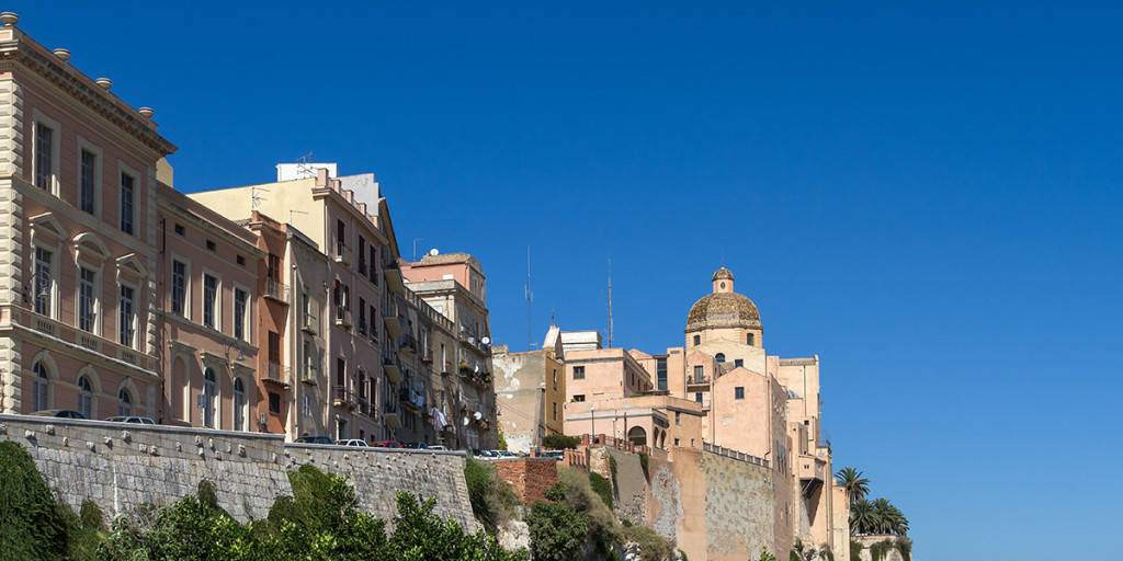 Cagliari and its marvels