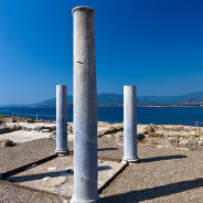 The Archaeological Ruins of Nora: the landmark of Roman Era