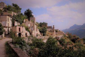 Paesi fantasma della Sardegna