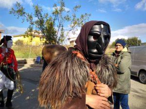 La maschera di Mamoiada