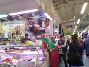 il mercato di san Benedetto a Cagliari