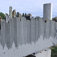 San Sperate: murales and the sounding stones