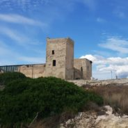 The castle of San Michele in Cagliari