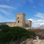The castle of San Michele in Cagliari