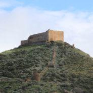 Il Castello di Monreale:una fortezza a guardia di Sardara