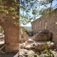 Il Castello Aymerich a Laconi