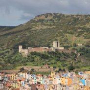 Il Castello Malaspina a Bosa