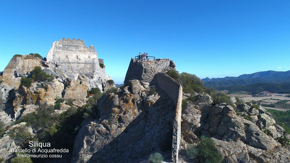 Castle of Acquafredda