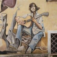 Murales di Sardegna: la protesta si fa arte