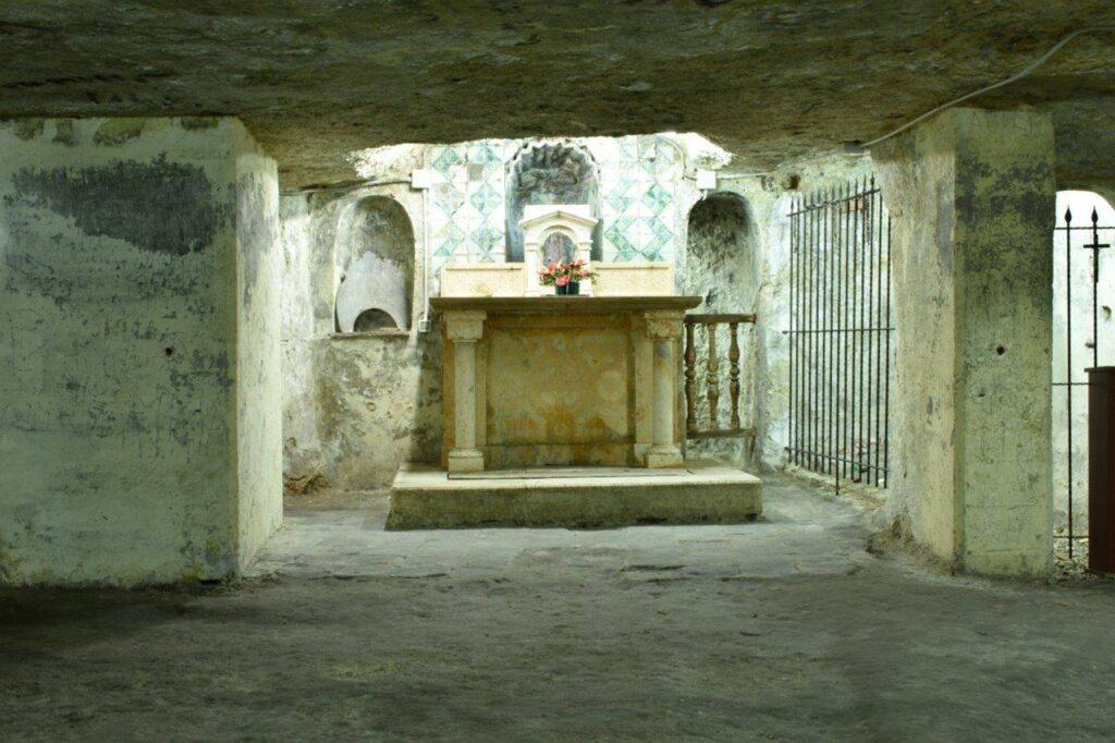 prison of st efisio