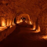 Underground galleries and shelters in Cagliari