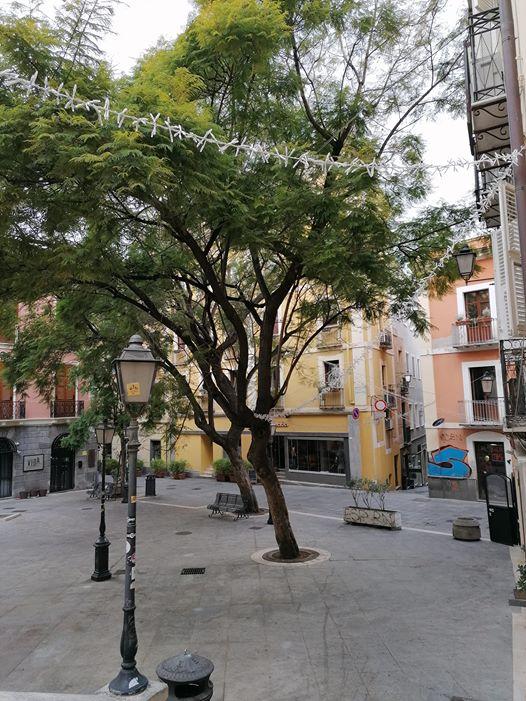 Santo Sepolcro square